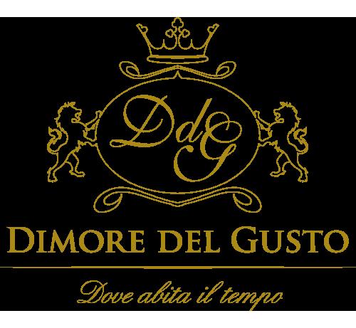 Logo Dimore del Gusto - location per matrimoni in lombardia